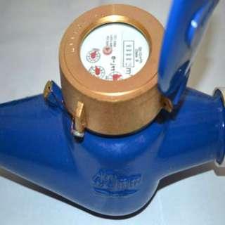"Water Meter 1-1/2"" E-jet E-series"