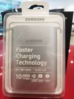 Samsung fast charge portable charger