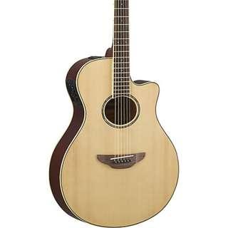 Kredit YAMAHA Guitar APX600 Di Sincere Gandaria City