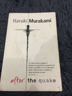 Haruki Murakami After the Quake