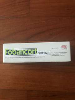 🚚 Fobancort ointment 15g