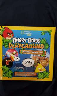 National Geographic kids - Angry Birds Playground