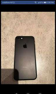 Apple iPhone 7 128gb Matt black