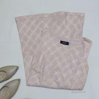 #maudecay tweed dress import size S