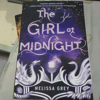 The Girl at Midnight (PB)