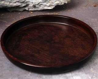 明治老木制托盤