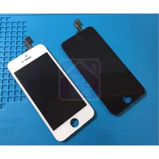 🚚 送工具組 iphone5S液晶螢幕總成 i5s ip5s iphone5s apple 玻璃 觸控 面板 屏 更換