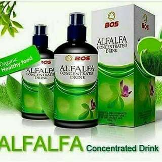 ALFALFA 2 botol hemat 50rb
