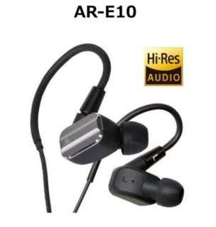 全新 Acoustic Research AR E10 動鐵+動圈 混合單元 耳機 可以換線 CM 2-Pin 插頭 跟機 3.5mm 4.4mm 平衡 藍牙線