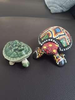 Turtle Decoration / Pajangan Kura-kura