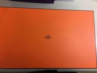 Hermes 紙盒