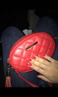 Red ALDO Crossbody Bag