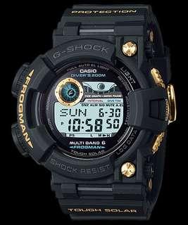 Casio G-Shock Frogman 改裝 GWF-1000G-1  G Shock Gshock GWF 1000G 5代蛙 Rangeman