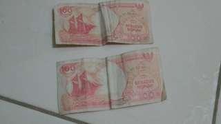 Uang Kuno Kertas dan Logam