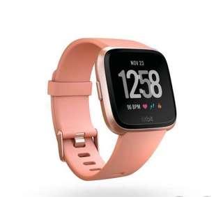 Fitbit Versa (Rose Gold)