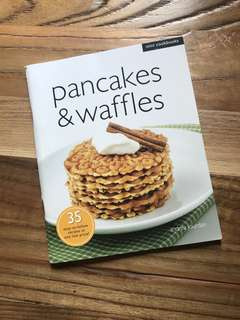 Easy Cookbook pancakes waffles