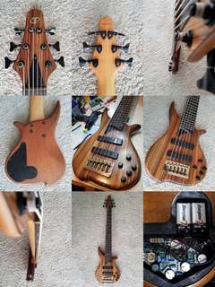 Tune TWB-6 Bass Guitar