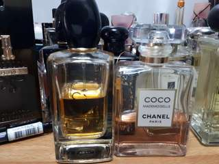 Coco Mademoiselle Intense Edp and Armani Si Edp Combo