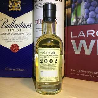 Carn Mor Vintage Collection Benrinnes 2002 Single Malt Scotch Whisky
