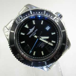 Pre Owned Breitling SuperOcean A17391