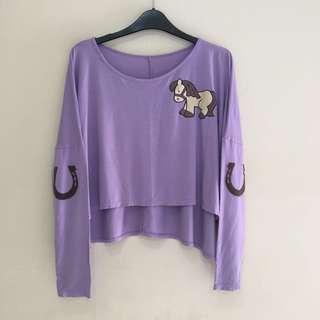 Unicorn loose shirt