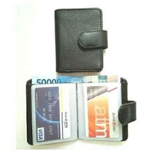 Dompet Kartu Black
