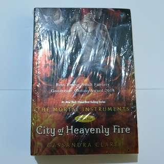 Mortal Instruments Book Six City of Heavenly Fire
