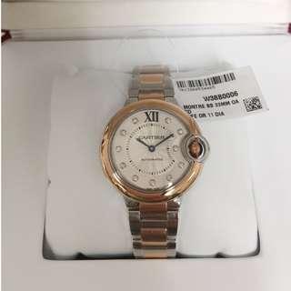 Cartier W3BB0006