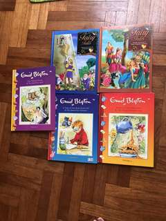 Enid blyton & fairy tales