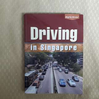 Driving In Singapore Book Cheap Sale Delivery Optional