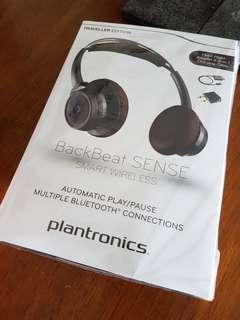 Backbeat Sense wireless headphones