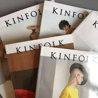 Kinfolk magazine (Assorted)