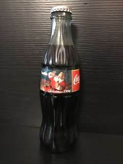 舊可口可樂汽水三支