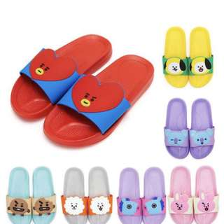 BT21 Slipper