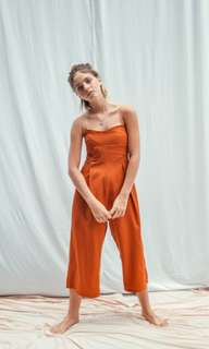 SALE Brand New Tube Jumpsuit