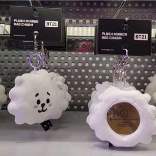 BT21 Plus Hand mirror