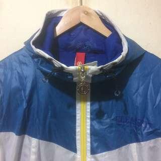 Element 'wind water fire earth' windbreaker hoodie zipup
