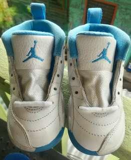 Jordan 12 UNC Size 6C - 12CM