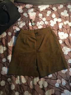 UNIQLO Highwaist short