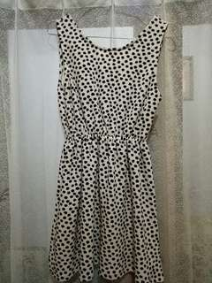 POLKADOT DRESS