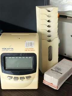 Bundy Clock ( Electronic Time Recorder)