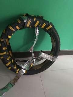 selling pirelli angel tyre