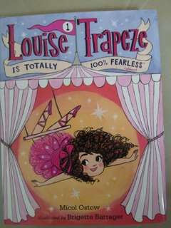 Story book Louise Trapeze