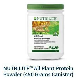 NUTRILITE™ All Plant Protein Powder (450 Grams Canister)