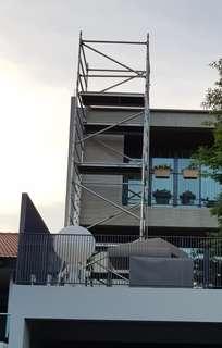 BOSS Aluminium Scaffolding for Sale