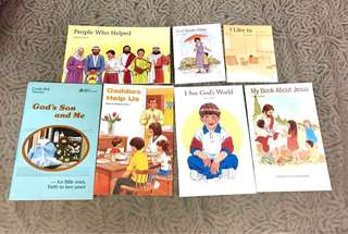 BN Christian Teaching materials for the little ones