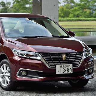 ★ Toyota Premio 260 Facelift Conversion ★