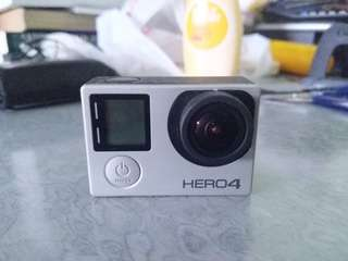 Gopro Hero 4 silver only $230!