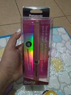 Panasonic-Battery powered toothbrush