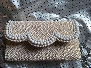 Pearly two-way clutch (21.12.5)